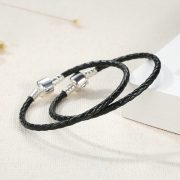 Black-Woven-Leather-Bracelet3