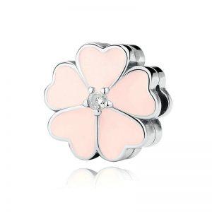 Pink Primrose Clip