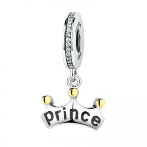 Prince Crown Pendant