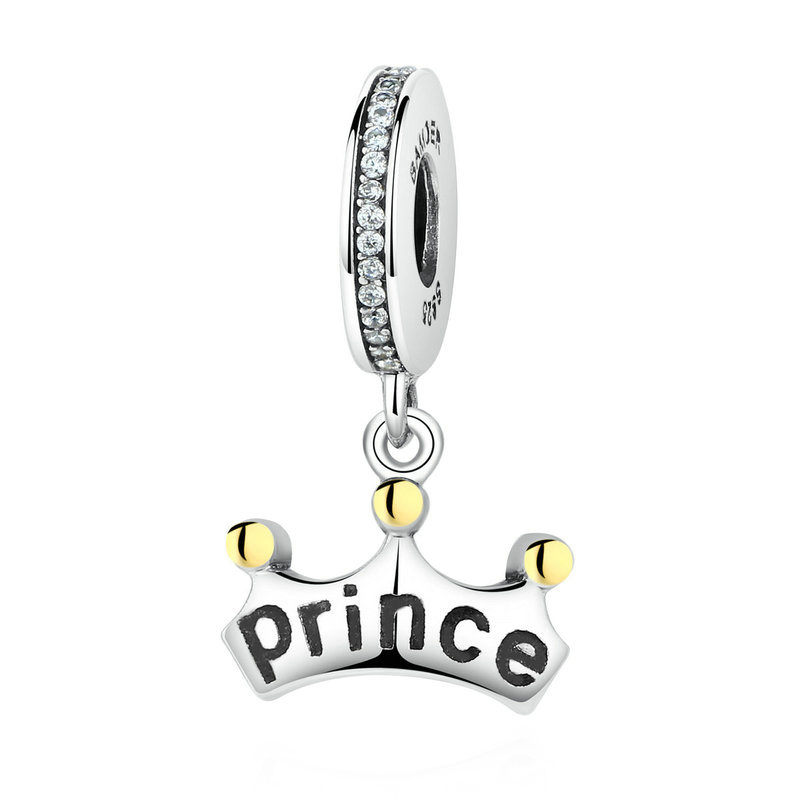 Prince Crown Pendant