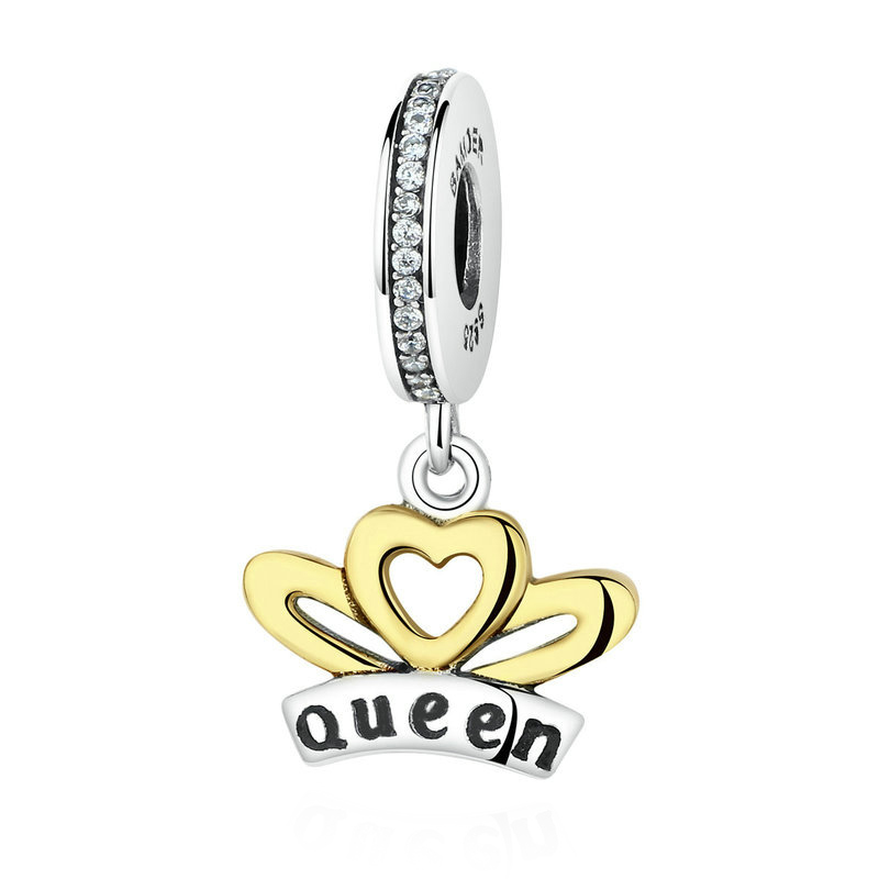 Queen Crown Pendant