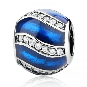 Blue Adornment Charm