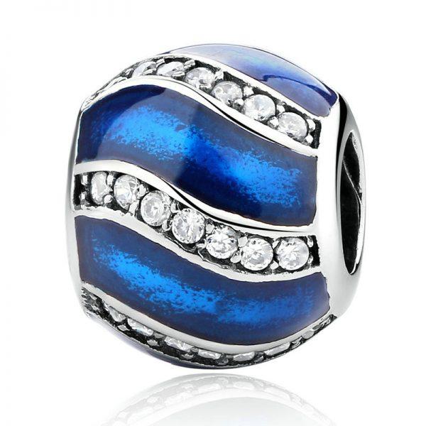Blue Adornment Charm