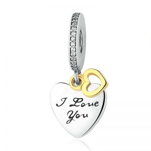 I Love You Forever Pendant