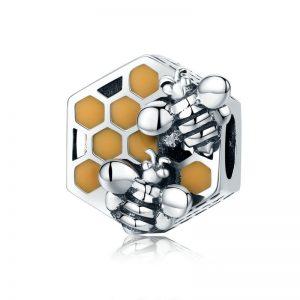 Honeycomb Charm
