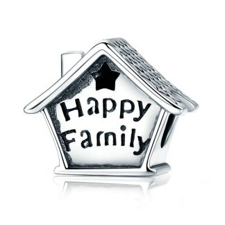 Happy Family Charm