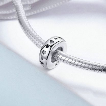 Heart Engraved Spacer
