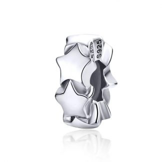 Silver Stars Spacer